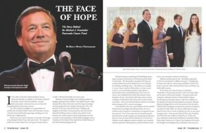 THE FACE OF HOPE: The Story Behind the Michael J. Neustadter Pancreatic Cancer Fund